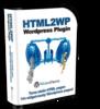 Thumbnail Static Html to Wordpress Page Converter Plugin